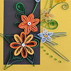 Quilling Autumn Colors