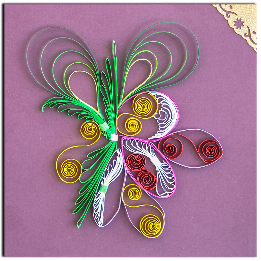 Quilling Experiment